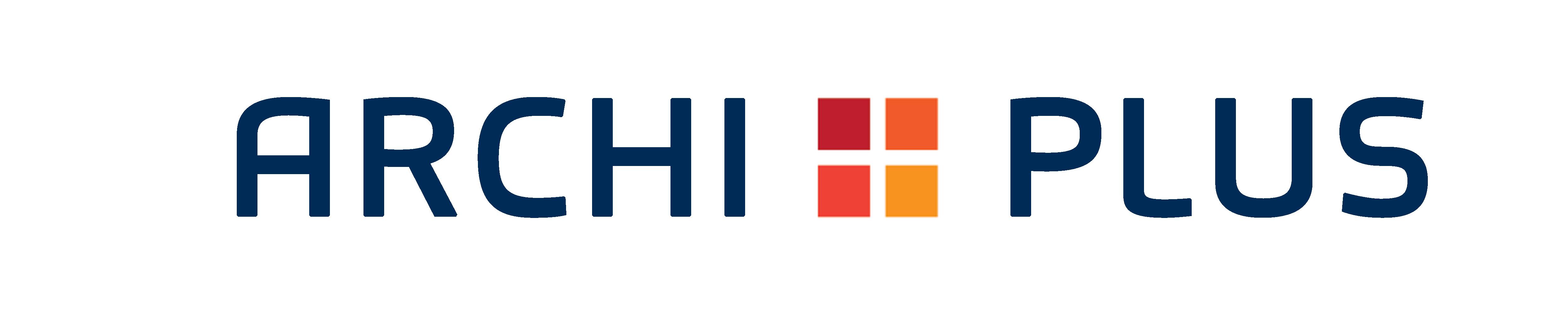 Archiplus - logo couleur xs