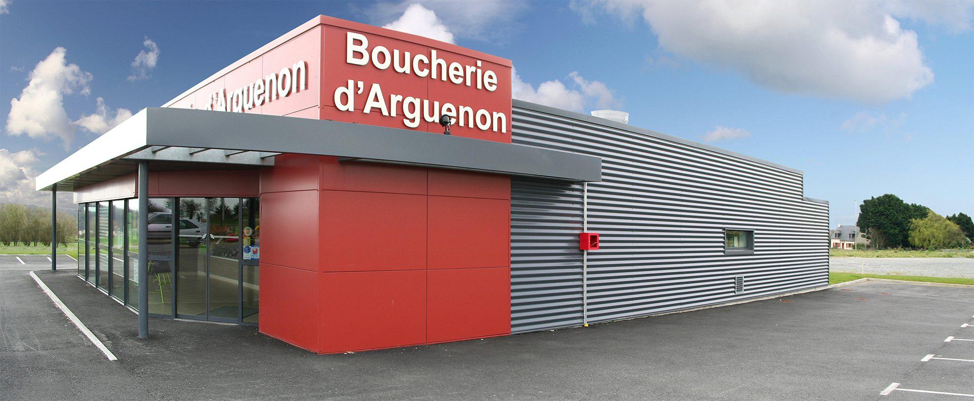 Archiplus - Boucherie l'Arguenon 1