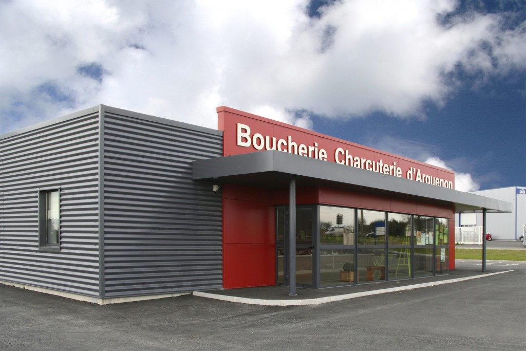 Archiplus - Boucherie l'Arguenon 2