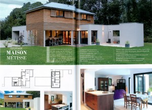 Architecture Bois mars-huin 2016 double page