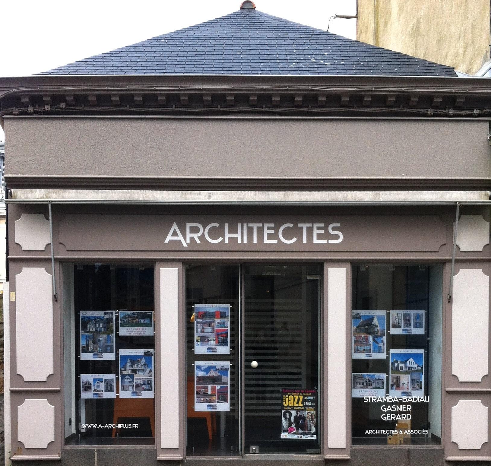 R alisez votre projet avec un architecte archiplusarchiplus for Nom architecte
